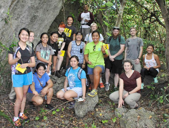 Island Ecology Course 2015